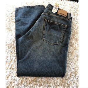 NWT Levi's Denizen Loose Fit Jeans 36x32